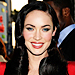 Megan Fox's Designer Wedding Eyebrows