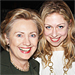 Hillary Clinton Won't Spill About Chelsea's Wedding