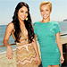 Vanessa Hudgens & Hayden Panettiere Look Great, Do Good