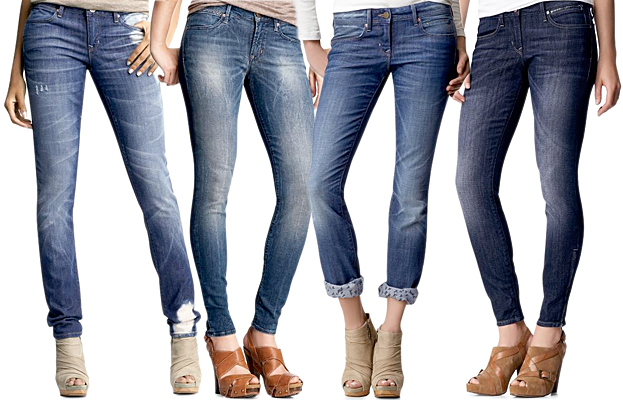 New Gap Jeans