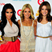 Kim Kardashian, Kelly Ripa & Ashley Greene Shop Super Saturday