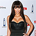 Kim Kardashian's Hot New Bangs