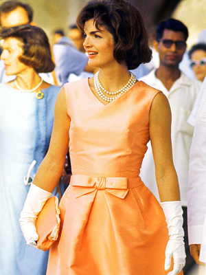 Jackie Kennedy's Pearl Necklace for Auction
