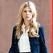 Clemence Poesy is a Chic Gossip Girl!
