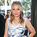 Kristen Bell Designs a Super-Chic Shoe for Charity