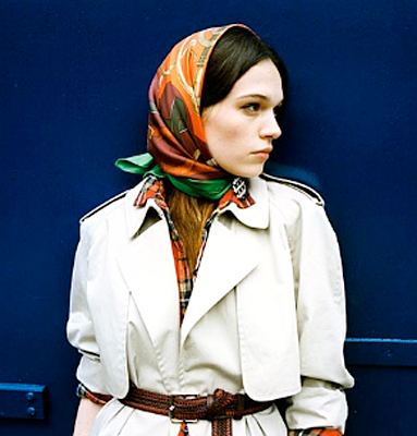 Scarf It Up: Endless Ways to Wear Hermes Scarves