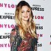 Drew Barrymore Wears a $25 Dress on the Red Carpet