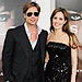 Angelina & Brad to Design Charitable Children's Clothing Line?