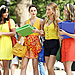 Gossip Girls Get Citrus-Colored Chic