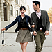 Krysten Ritter Stars in Banana Republic Ads