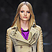 Sexy Styling Tips Straight From Burberry's Spring 2011 Show