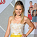 Kristen Bell On Her High School Self & Her Glee Love Connection