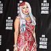 Lady Gaga's Meat Dress Turns to Jerky, Kim Kardashian Talks Botox on Her Blog, and More!