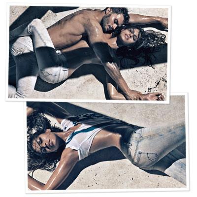 Eva Mendes - Calvin Klein