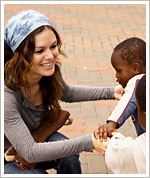 rachel bilson - diamond empowerment fund