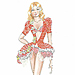Sketches from the Victoria's Secret Show Revealed!