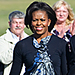 Michelle Obama&#039;s Sweater Does Double Duty!