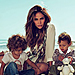 Watch Jennifer Lopez Shoot Gucci's New Campaign!