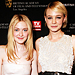 Stars Rock the Red Carpet at BAFTA Britannia Awards