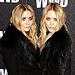The Olsens' Fall Staple? Black Fur!