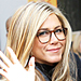 Jennifer Aniston Wears Glasses for Wanderlust