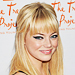 Emma Stone Goes Blonde for Spiderman