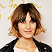 Alexa Chung's Cute Short Haircut