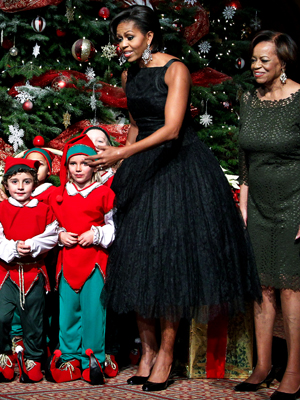 Michelle Obama Vintage