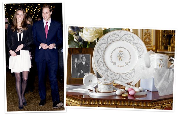 Kate Middleton and Prince William China