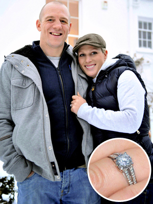 Zara Phillips Engaged