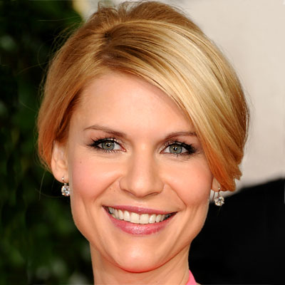 Claire Danes Gallery on 20 Beautiful Bridal Hairstyles