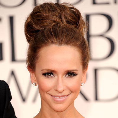 JENNIFER LOVE HEWITT - 20 Beautiful Bridal Hairstyles - InStyle ...