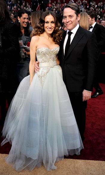 Sarah Jessica Parker couple