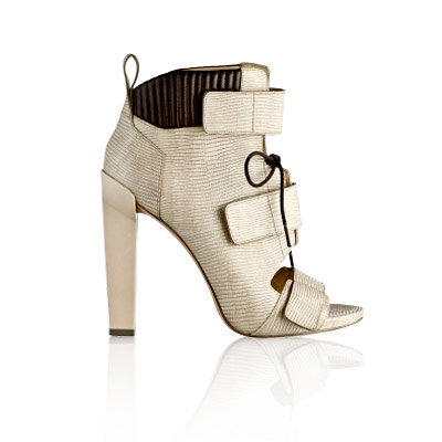 Alexander Wang Noemi Combat Bootie