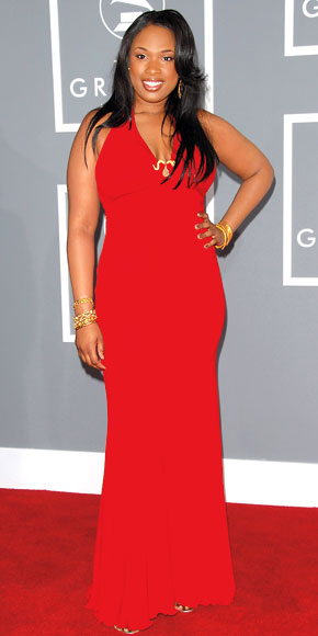 Jennifer Hudson - Roberto Cavalli - Best Grammys Fashion