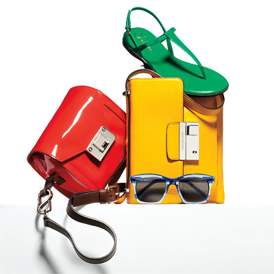 Spring Accessories - Top Trends to Try Now - Brights - Michael Kors