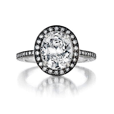 Penny Preville Diamond Ring