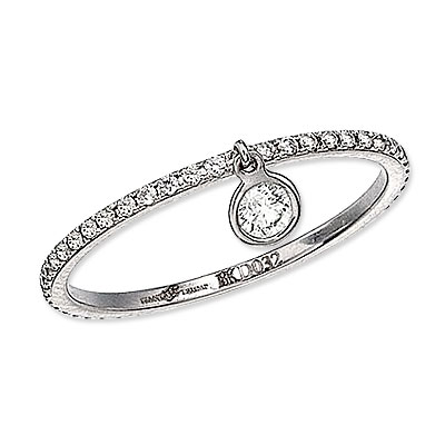 Ivanka Trump Diamond Band with Charm
