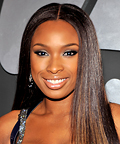 Jennifer Hudson - 2011 Grammy Awards - eye shadow