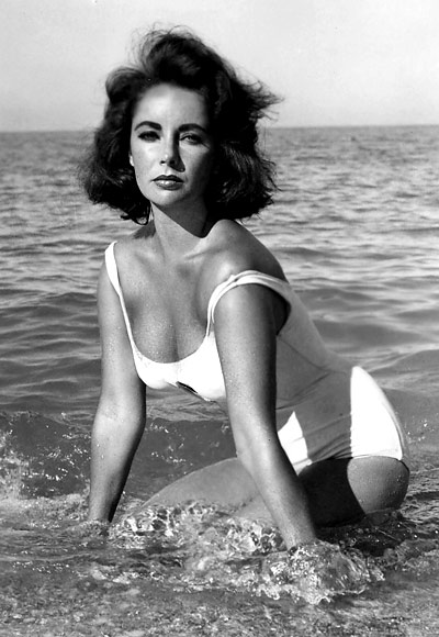 Elizabeth Taylor - 10 Best On-Screen Looks - Suddenly Last Summer