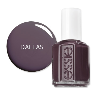 Dallas - America's Most Wanted Nail Colors - Essie Smokin' Hot
