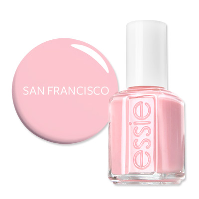 San Francisco - America's Most Wanted Nail Colors - Essie Sugar Daddy