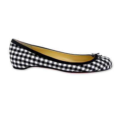 Christian Louboutin Sonietta Flats