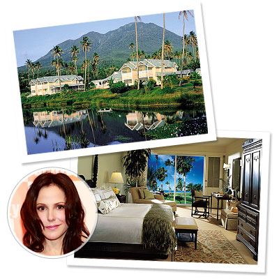 The Four Seasons Resort Nevis West Indies Hot Hotels