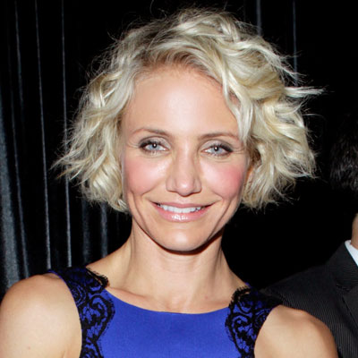 cameron diaz 2012 cameron diaz transformation hair instyle