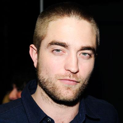 Robert Pattinson - Transformação - Hair - Celebrity Antes e Depois