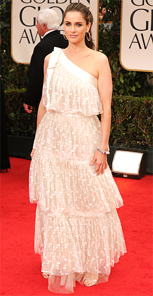 Amanda Peet in Marc Jacobs