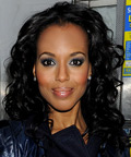 Kerry Washington - New York Film Critics Circle Awards - eye shadow