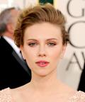 Scarlett Johansson - hair - 2011 Golden Globes Awards