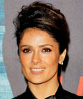 Salma Hayek - Daily Beauty Tip - Celebrity Beauty Tips